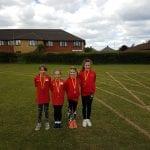 Year 3/4 Athletics Triumph !
